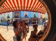"""Alizée et sa fille Annily à Londres : Leur """"coup de foudre"""" à Notting Hill"""