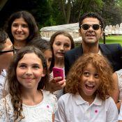 Jamel Debbouze : De l'audace et du rire dans le jardin de Matignon