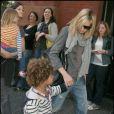 """""""Heidi Klum et Seal en famille à New York  """""""