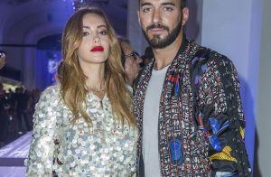 Fashion Week : Nabilla et Thomas, couple stylé et détendu au défilé Gaultier