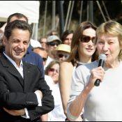"""Marisa Bruni-Tedeschi, la maman de Carla : """"Nicolas Sarkozy est un don du ciel"""" !"""