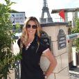 Exclusif - Sophie Thalmann lors du Longines Paris Eiffel Jumping au Champ de Mars à Paris, le 6 juillet 2018. © Perusseau/Veeren/Bestimage