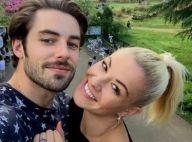 Katrina Patchett topless : Moment sexy avec son mari Valentin en Grèce !