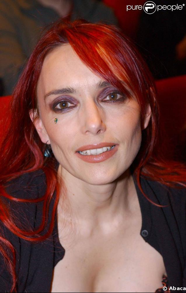 Jeanne Mas, en 2001