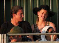 Amber Heard : Amoureuse à Wimbledon avec l'ex d'Heidi Klum