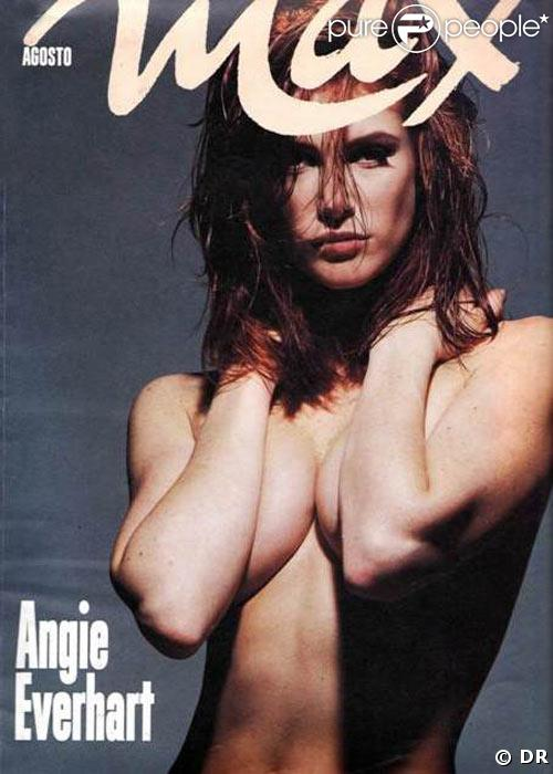 Angie Everhart pour Max