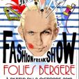 Fashion Freak Show de Jean-Paul Gaultier