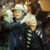 Véronique Sanson sur scène avec son ex-mari violent... pour la musique