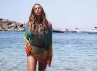 David Ginola : Sa fille Carla, topless et sexy en vacances