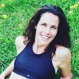 Clémence Castel (Koh-Lanta) : supportrice sexy des Bleus ! - Instagram, juillet 2018