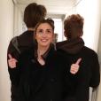 Julie Gayet et ses fils Tadéo et Ezéchiel sur Instagram, le 18 novembre 2016.