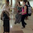 """Gaëlle et Elodie dans l'épisode 1 de """"Pékin Express : La Course infernale"""" sur M6."""