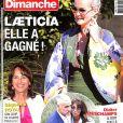 """La couverture du """"France Dimanche"""" du 13 juillet 2018."""