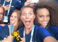 Iris Mittenaere, Camille Cerf... Les Miss en folie après la victoire des Bleus !