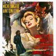 L'affiche de L'Avventura de Michelangelo Antonioni (1960)
