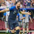Adil Rami - Finale de la Coupe du Monde de Football 2018 en Russie à Moscou, opposant la France à la Croatie (4-2) le 15 juillet 2018 © Moreau-Perusseau / Bestimage