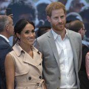 Meghan Markle : Sublime et attentive au bras du prince Harry pour Mandela