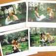 Alizée et Mylène Farmer réunies à New-York en septembre 2000.