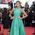 """Jade Foret - Montée des marches du film """" Capharnaüm """" lors du 71ème Festival International du Film de Cannes. Le 17 mai 2018 © Giancarlo Gorassini / Bestimage"""