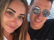 Florian Thauvin au repos, ses vacances love en Corse avec Charlotte Pirroni