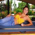 Anaïs Camizuli en vacances à Cannes - Instagram, 19 juillet 2018