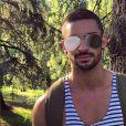 Robbie Kmetoni sur Instagram. Août 2017.