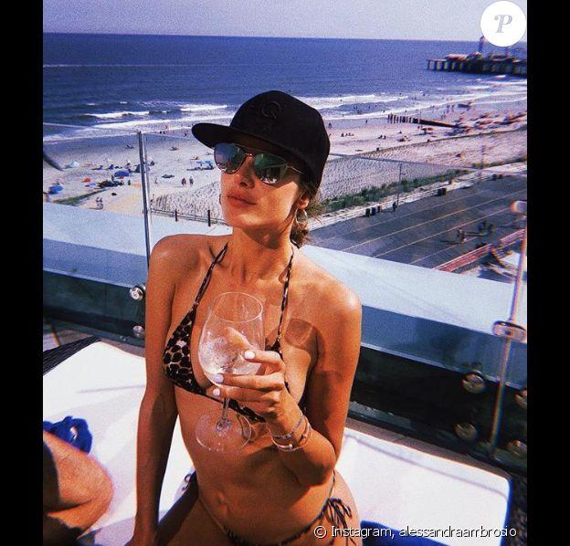 Alessandra Ambrosio aurait-elle retrouvé l'amour après sa rupture avec Jamie Mazur ?