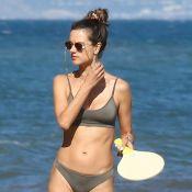 Alessandra Ambrosio déjà recasée ? Le top surpris avec un mystérieux Italien