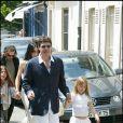 Marc Lavoine : sur son nouvel album, à paraître le 7 septembre 2009, figurera un duo avec sa fille Yasmine, 10 ans.