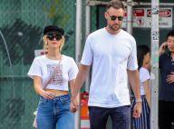 Jennifer Lawrence in love : Sortie main dans la main avec son beau chéri