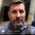 "Pascal dans ""Fort Boyard"", 31 mai 2018, Instagram"
