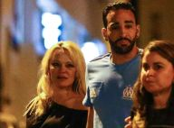 Adil Rami : Sa chérie Pamela Anderson convoitée par un milliardaire russe