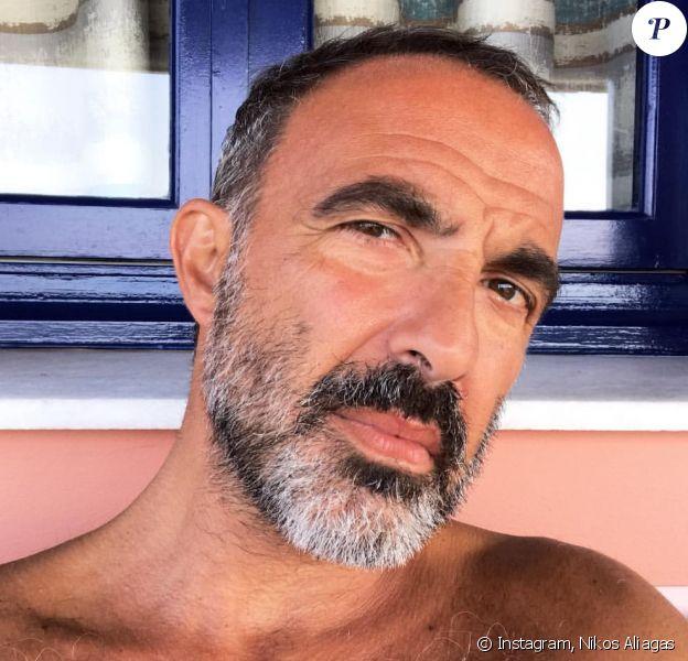 Nikos Aliagas dévoile une photo de lui en vacances - Instagram, 7 août 2018