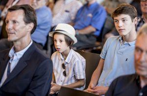 Prince Joachim : Ses trois fils réunis pour l'encourager, Henrik stylé !