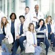 Le casting de Grey's Anatomy