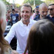 """Emmanuel Macron, incognito à la plage, """"préfère mille fois la mer à la piscine"""""""