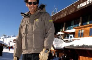 Tomer Sisley victime d'un très grave  accident de ski