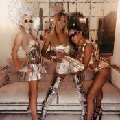 Cathy Guetta : Fêtarde ultrasexy avec Paris Hilton et Irina Shayk