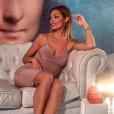"""Emilie Nef Naf a participé au """"Before"""" ainsi qu'au lancement de """"Secret Story 10"""" sur TF1, le vendredi 26 août 2016."""