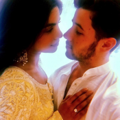 Nick Jonas et Priyanka Chopra : Fiançailles en Inde, la cérémonie en images