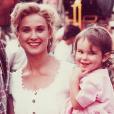 Rumer Willis a publié sur sa page Instagram une photo souvenir d'elle enfant avec sa mère Demi Moore.