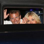 Emmanuel Macron : Fin de vacances avec Brigitte et rentrée imminente à l'Elysée