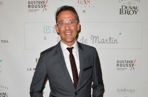 Julien Courbet surpris du retour de Bertrand Chameroy dans TPMP