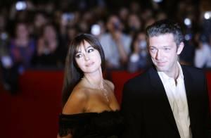Vincent Cassel et Monica :