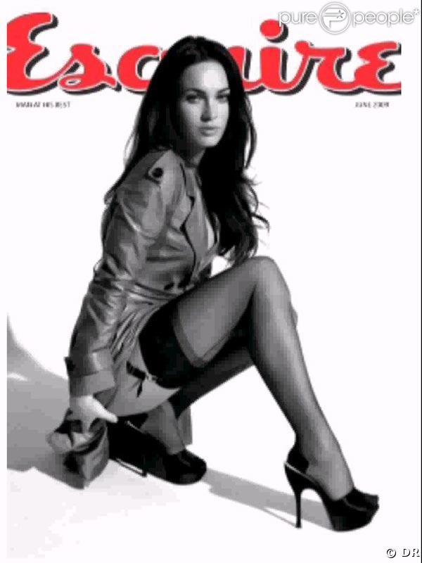 Megan Fox pour Esquire !