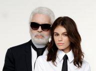 Kaia Gerber : Rentrée stylée avec Karl Lagerfeld !