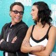 Jean Claude Van Damme et sa fille Bianca à la soirée des MTV Movie Awards à Los Angeles le 3 juin 2012.