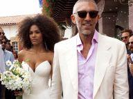 Vincent Cassel : Jeune marié en serviette de bain pour jouer la sérénade à Tina