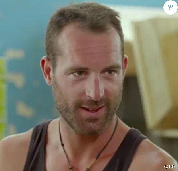 """Thomas, candidat gay de """"L'amour est dans le pré"""" 2018 (M6)."""