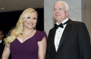 Mort de John McCain : L'adieu déchirant de sa fille Meghan